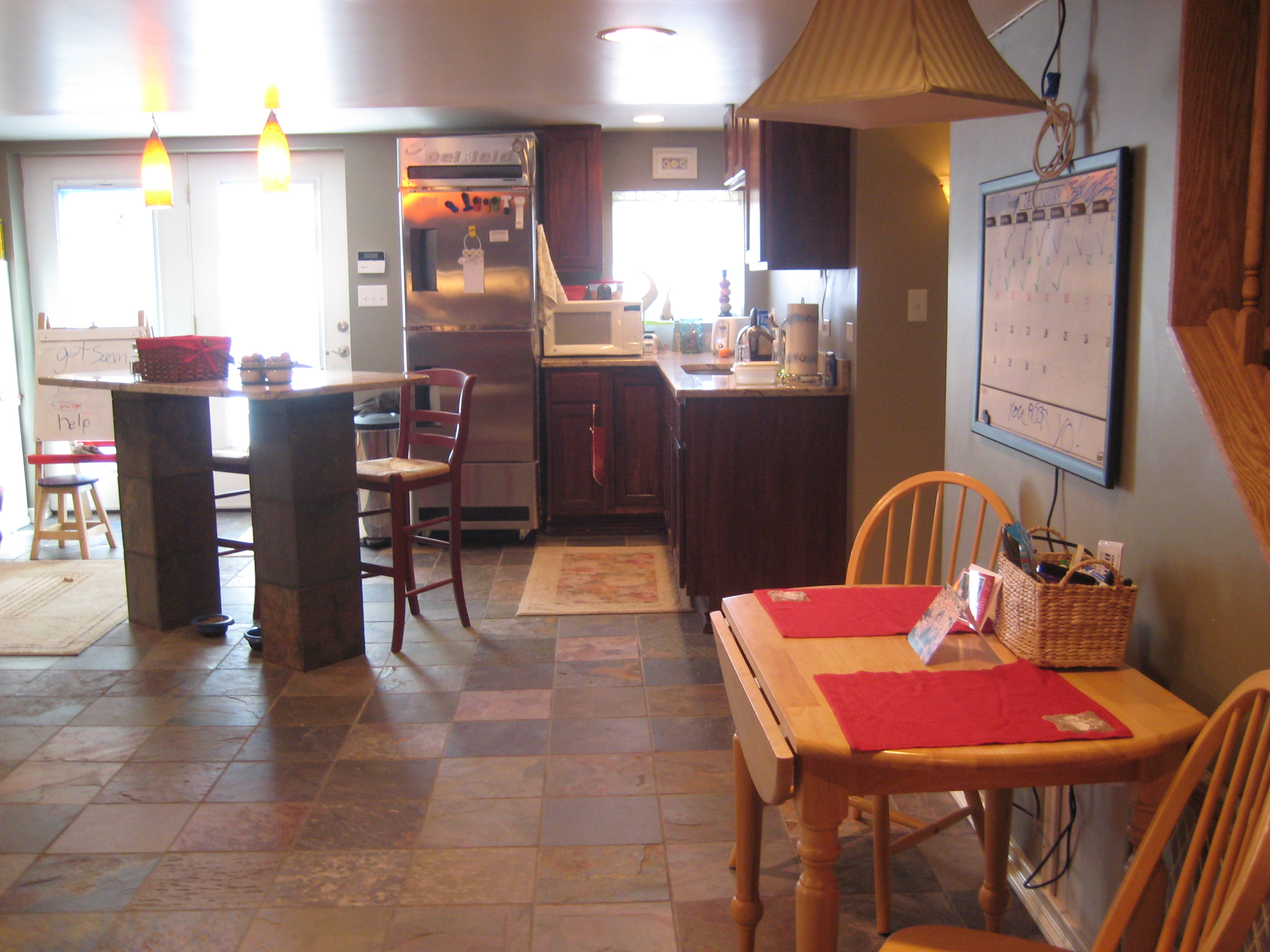 Basement Remodeling ideas Kitchen  Mother InLaw Suite