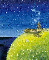 5 Illustrations for a Short Story by Ryuichi Tomita (2/5)