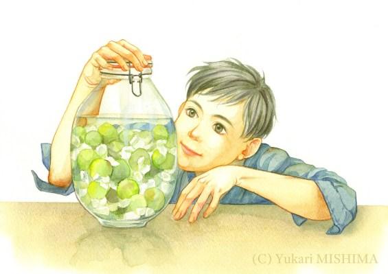 Making Sour Plum Wine(5/5)