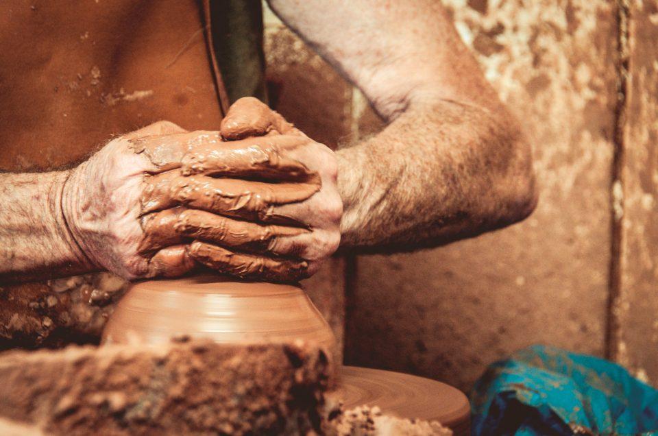 Le maître potier, Emili Boix | Alfarería Ceramica