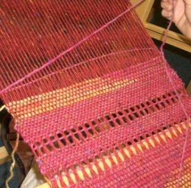 In Sheeps Clothing – Knitting Weaving Spinning