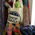 Small Business Saturday,  & fingerless gloves