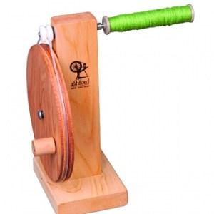 wooden bobbin winder