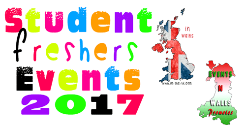Freshers Tickets for Events in Wales