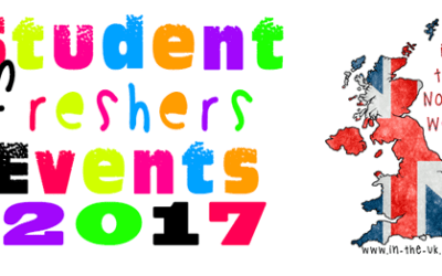 Freshers Tickets for Events in the North West