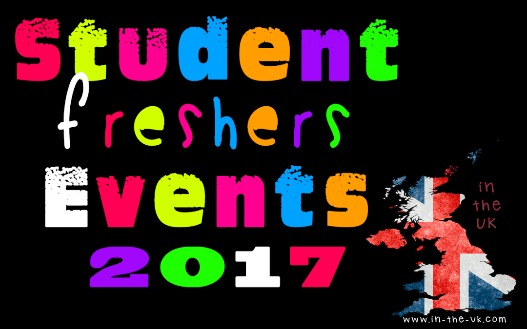Freshers 2017 Get your Tickets Now