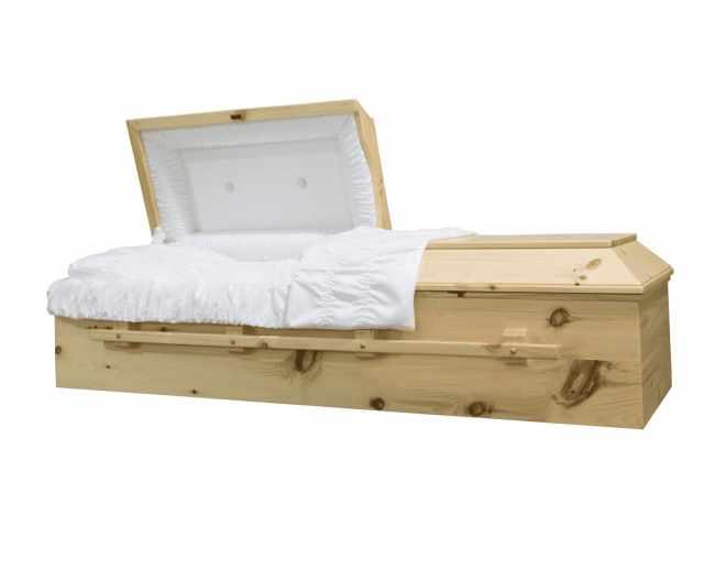 Lancaster Traditional Pine Box