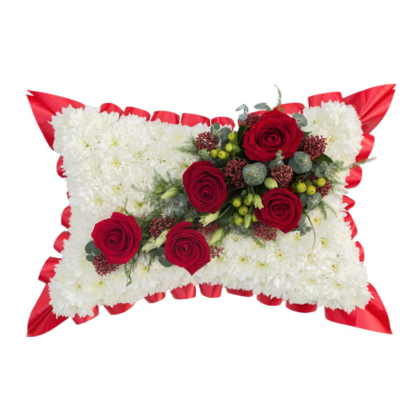 Traditional Funeral Pillow
