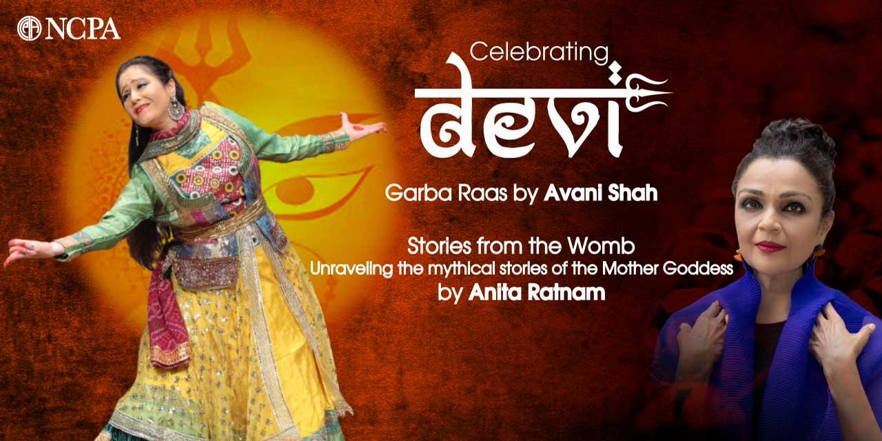 pix Bookmyshow Narthaki Theater garba by avani shah storytelling by