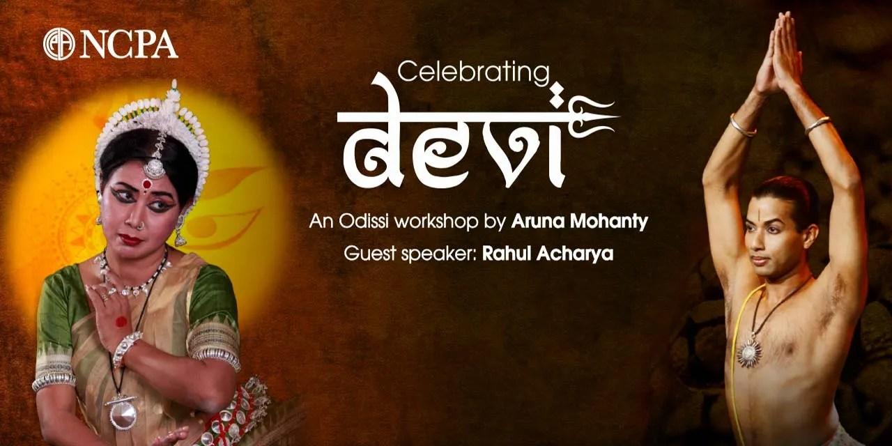 picture Bookmyshow Narthaki Theater odissi workshop by aruna mohanty