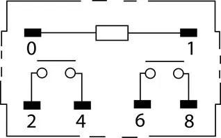 wiring diagram relay omron