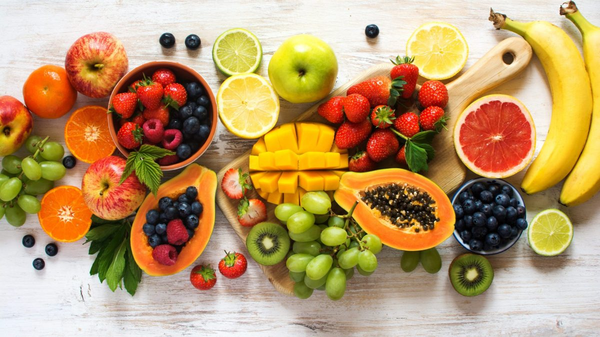50 Types of Fruit: Nutrition's and Health Benefits