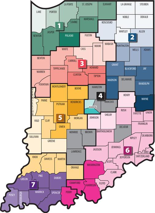 Allen County Zip Code Map : allen, county, Healthy, Families, Indiana