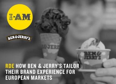 I-AM Ben & Jerry