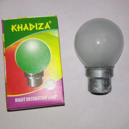 Khadiza Incandescent Round Frosted 40w Bulb (Box of 20 pcs)-[product_type]-B22 / India-Khadiza Electricals