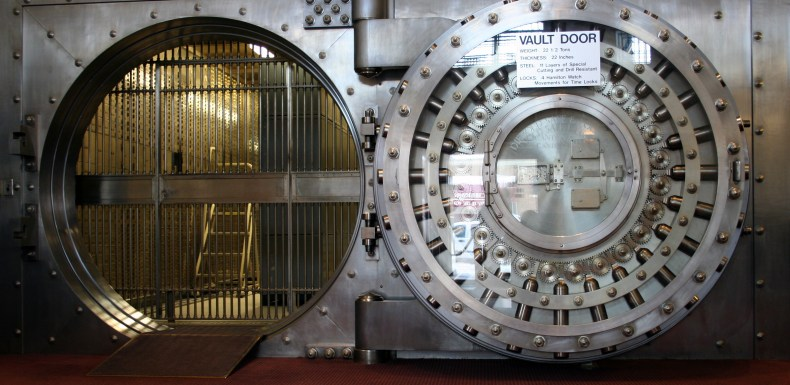 Winona Savings Bank Vault