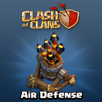 Clash of Clans Air Defense