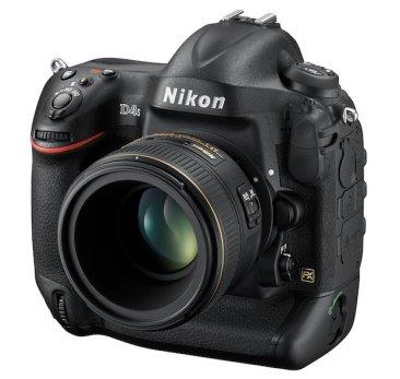 Η Nikon παρουσιάζει τη νέα της κορυφαία DSLR, την D4s