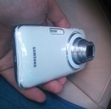 Samsung Galaxy K (Galaxy S5 Zoom): Διέρρευσαν φωτογραφίες