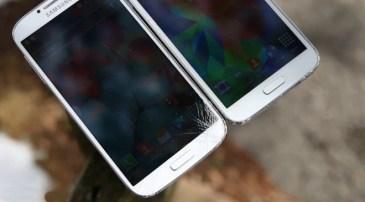 Samsung Galaxy S5. Αντέχει στα… πεσίματα;