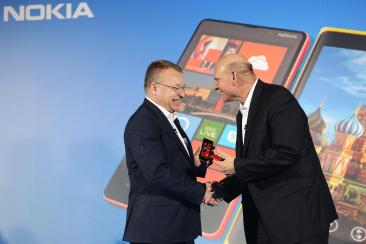 Nokia: Ολοκλήρωση της εξαγοράς απο τη Microsoft