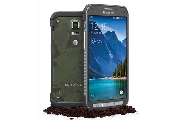Galaxy S5 Active: Παρουσιάστηκε και επίσημα