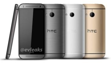 HTC One mini 2: Χωρίς Duo Camera