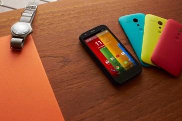 Moto G: Διαθέσιμη στο τέλος του μήνα η LTE έκδοση