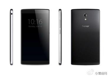 Huawei Honor 6: Παρουσιάστηκε επίσημα