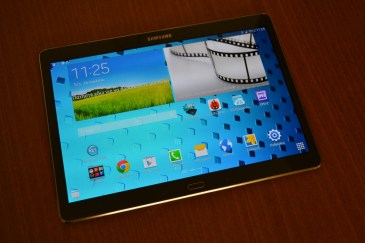 Samsung Galaxy Tab S 10.5: Αναλυτική παρουσίαση