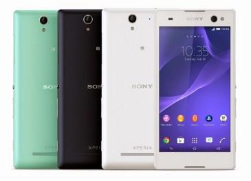 Sony Xperia C3: Παρουσιάστηκε και επίσημα