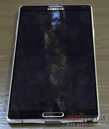 Galaxy Note 4: Οι πρώτες φωτογραφίες του