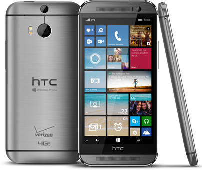 HTC One M8 For Windows: Παρουσιάστηκε επίσημα.