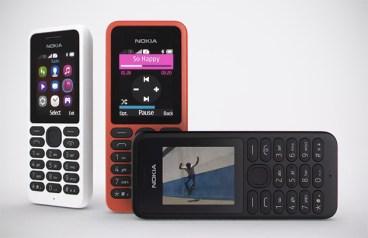 Nokia 130: Κινητό των 19 Ευρώ από τη Microsoft