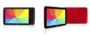 Τα νέα LG G Pad 8.0 και G Pad 10.1 είναι τώρα διαθέσιμα στην ελληνική αγορά