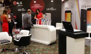 LG: Χορηγεί το 16ο Διεθνές Συνέδριο Infocom World 2014