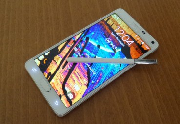 Samsung Galaxy Note 4 Review