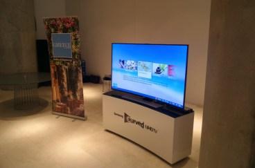 Samsung: Προβολή της χώρας μας μέσω της πλατφόρμας SmartTV