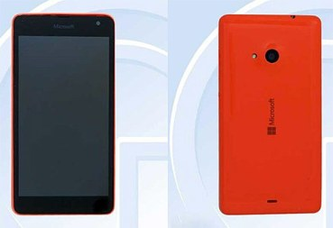 Lumia RM-1090: Η πρώτη Windows Phone συσκευή χωρίς το όνομα της Nokia.