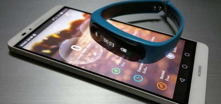 Huawei Talkband B1 Review
