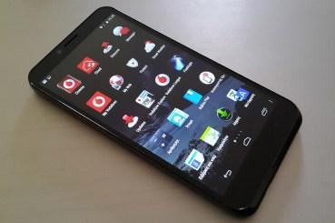 Vodafone Smart Max 4G Review: Οικονομικό Phablet