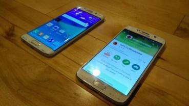 Samsung Galaxy S6 και Galaxy S6 Edge: Αποκαλύπτονται μαζί !