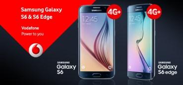 Vodafone: Φέρνει τα νέα Galaxy S6 και Galaxy S6 Edge