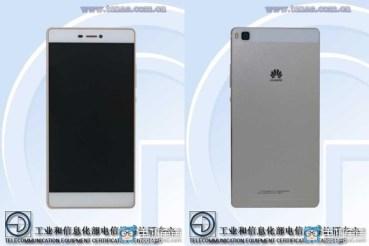 Huawei P8: Φωτογραφίες του εμφανίζονται στην TEENAA
