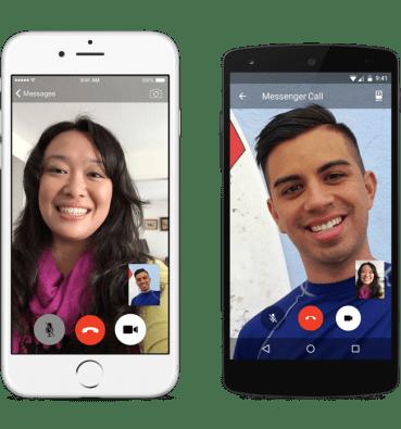 Facebook Messenger: Νέα δυνατότητα Video κλήσεων.