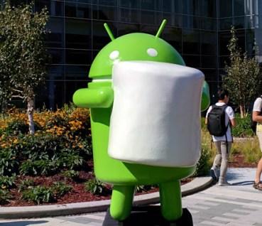 Android Marshmallow: Η επίσημη ονομασία της επόμενης έκδοσης