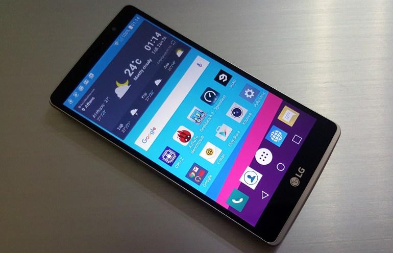 LG G4 Stylus Review: Οικονομικό Phablet, δυνατά χαρακτηριστικά