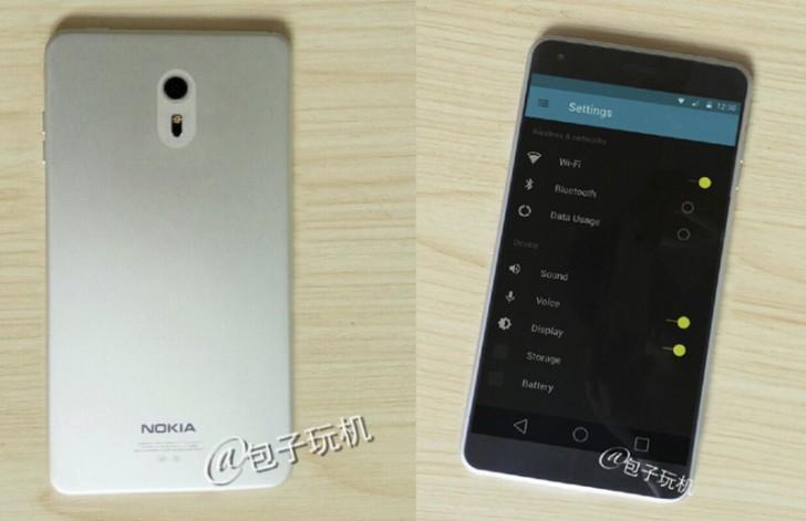 Nokia: Οι πρώτες φωτογραφίες του Android Smartphone της εταιρείας