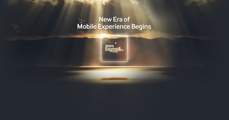Samsung Exynos 8890: Με Custom CPU και ενσωματωμένο Modem