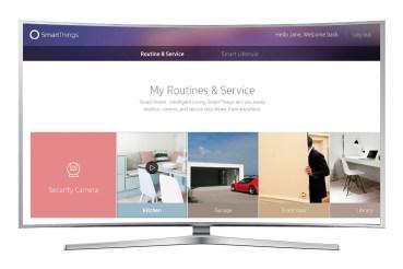 Συμβατή με ΙοΤ θα είναι όλη η σειρά των Samsung Smart TVs 2016